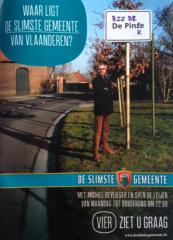 De Pinte in De Slimste Gemeente van Vlaanderen