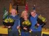 Antoine De Poorter, Katie Van Cauwenberge en Geert Depestele