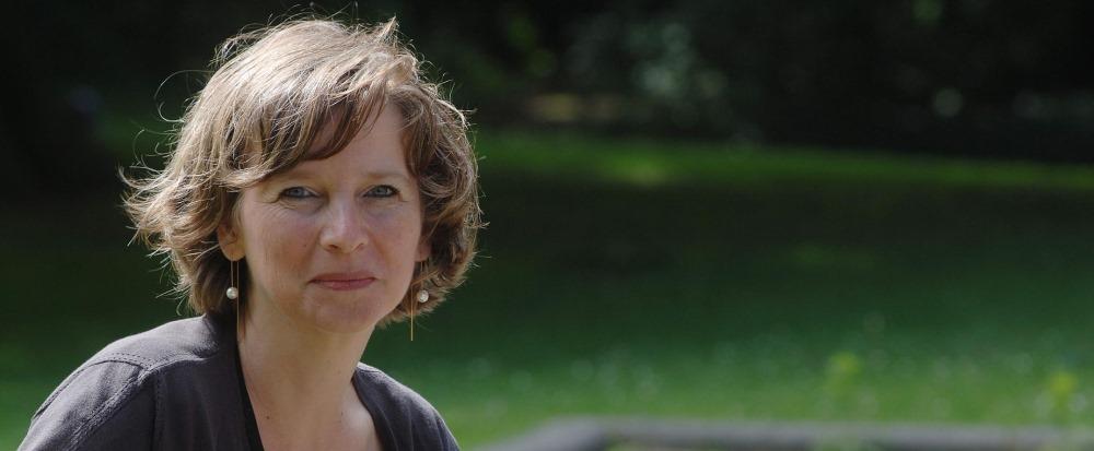 Burgemeester Hilde Claeys